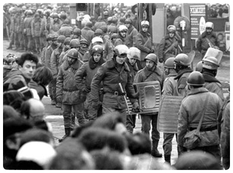 Poland Solidarity 1980