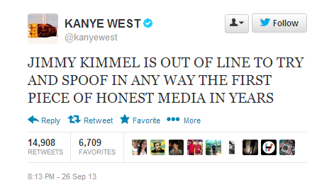 kollektive point of view kanye west - jimmy kimmble twitter feud2
