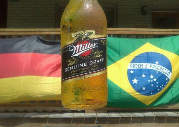 Germany vs. Brasil
