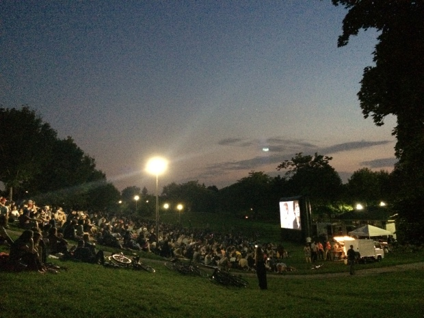 Christie Pits Film Festival Toronto 1 night