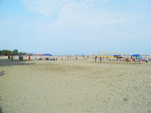Woodbine Beach Toronto