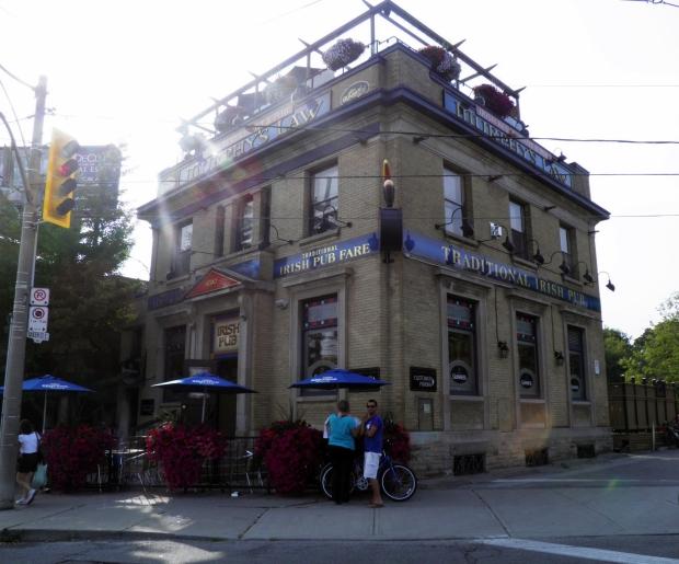 Toronto East End Irish Pub