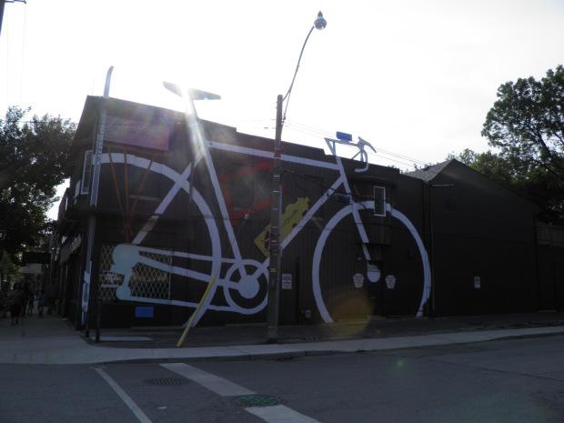 The Kollektive Toronto East End Bike