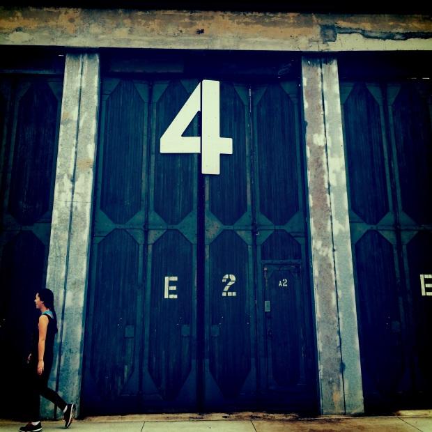 Doors of Wychwood Barns