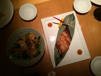 Fine Dining at Nobu in London