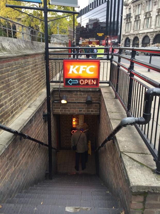 the kollektive doorways of london