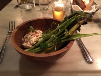 French eats at Acme in New York
