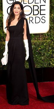 Amal Clooney- Dior