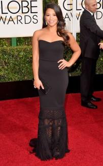 Gina Rodriguez- Badgley Mischka