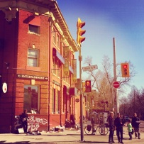 Toronto the Annex