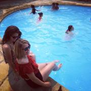 Pool hangs