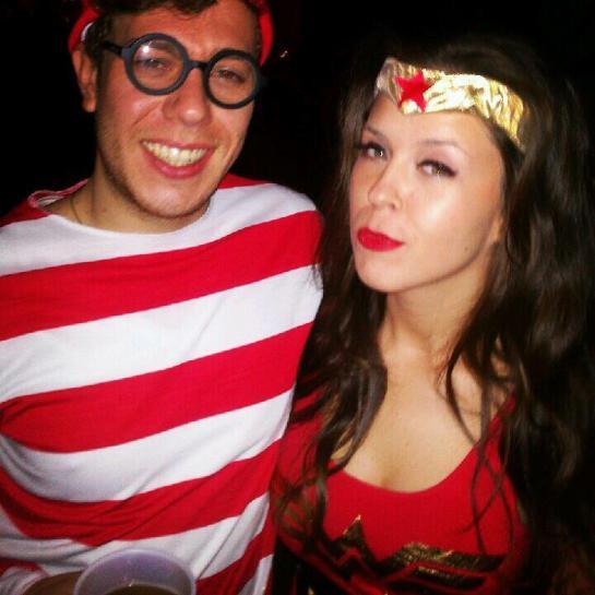last minute halloween costumes_thekollektive