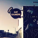 One of the many Ramen places