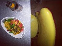 When Klara's husband cooks