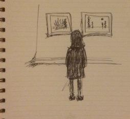 Kinga Potrzebowski Sketch