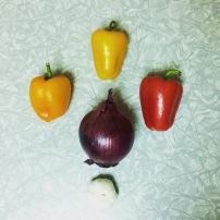 My veggies