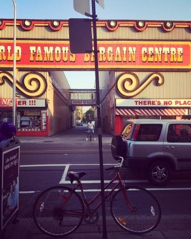 Bike's on Bloor