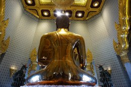 The Golden Buddha