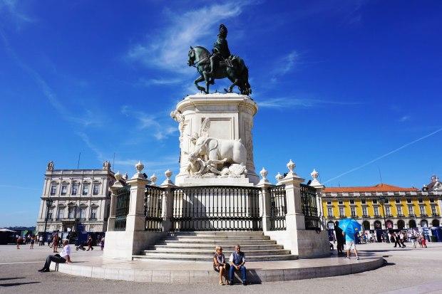 Lisbon_Praça do Comércio-1