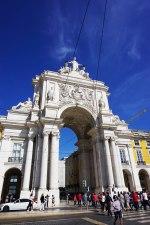 Lisbon_Praça do Comércio-4