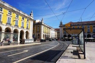 Lisbon_Praça do Comércio-5
