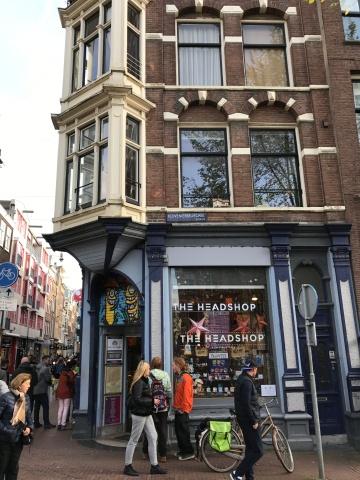 Europe 2017: Amsterdam, Netherlands