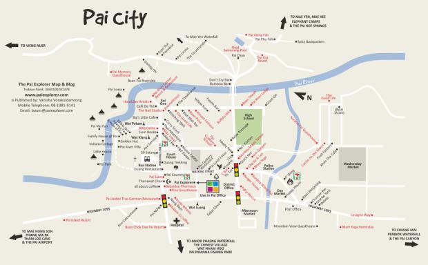 Pai_Thailand_Map